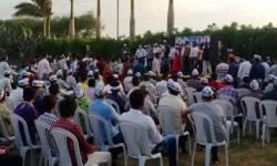 AAPના નેતા ઈટાલિયાની સભામાં સોશિયલ ડિસ્ટન્સનો ઉલાળીયો, વિરોધ કરનારાની અટકાયત