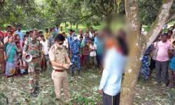 બંગાળમાં ખૂની ખેલ યથાવત, ભાજપના કાર્યકરની હત્યા, મૃતદેહ ઝાડ પર લટકાવી દીધો