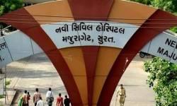 સુરત સિવિલ હોસ્પિટલમાં સ્ટેટ TB ઓફિસર સાથે દક્ષિણ ગુજરાતના અધિકારીઓની બેઠક યોજાઇ