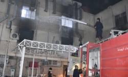 ઈરાકની કોવિડ હોસ્પિટલમાં ભીષણ આગ લાગતા ૫૦ લોકોના મોત, અનેક ઘાયલ