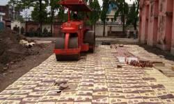 કામરેજમાં 3.39 કરોડના વિદેશી દારૂ પર બુલડોઝર ફેરવાયું