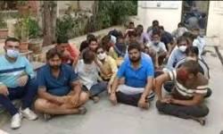 રાજસ્થાન રમી રમવા ગયેલા ગુજરાતી શકુનીઓને રાજસ્થાન પોલીસે ઝડપી લીધા