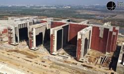 સુરતના હીરા બુર્સમાં 15 માળના 9 ટાવરમાંથી 13મો માળ જ કાઢી નાંખવામાં આવ્યો, જાણો કેમ આ નિર્ણય લેવાયો?