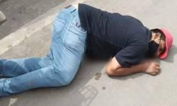 બારડોલીમાં ત્રણ ઇસમો રસ્તા વચ્ચે એક યુવકને છાતીમાં ગોળી મારી થયા ફરાર