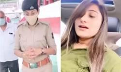 અલ્પિતા ચૌધરીએ ફરી ગુજરાત પોલીસની આબરુના ધજાગરા ઉડાડ્યા, મંદિરમાં આંખ મારતો વીડિયો બનાવ્યો