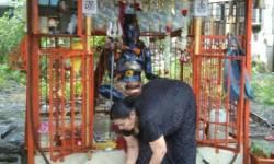સેલવાસમાં વાઈનશોપની પરમિશન માટે તોડી પડાયું શિવ મંદિર:  25 વર્ષથી ભક્તો કરતા હતા પૂજા